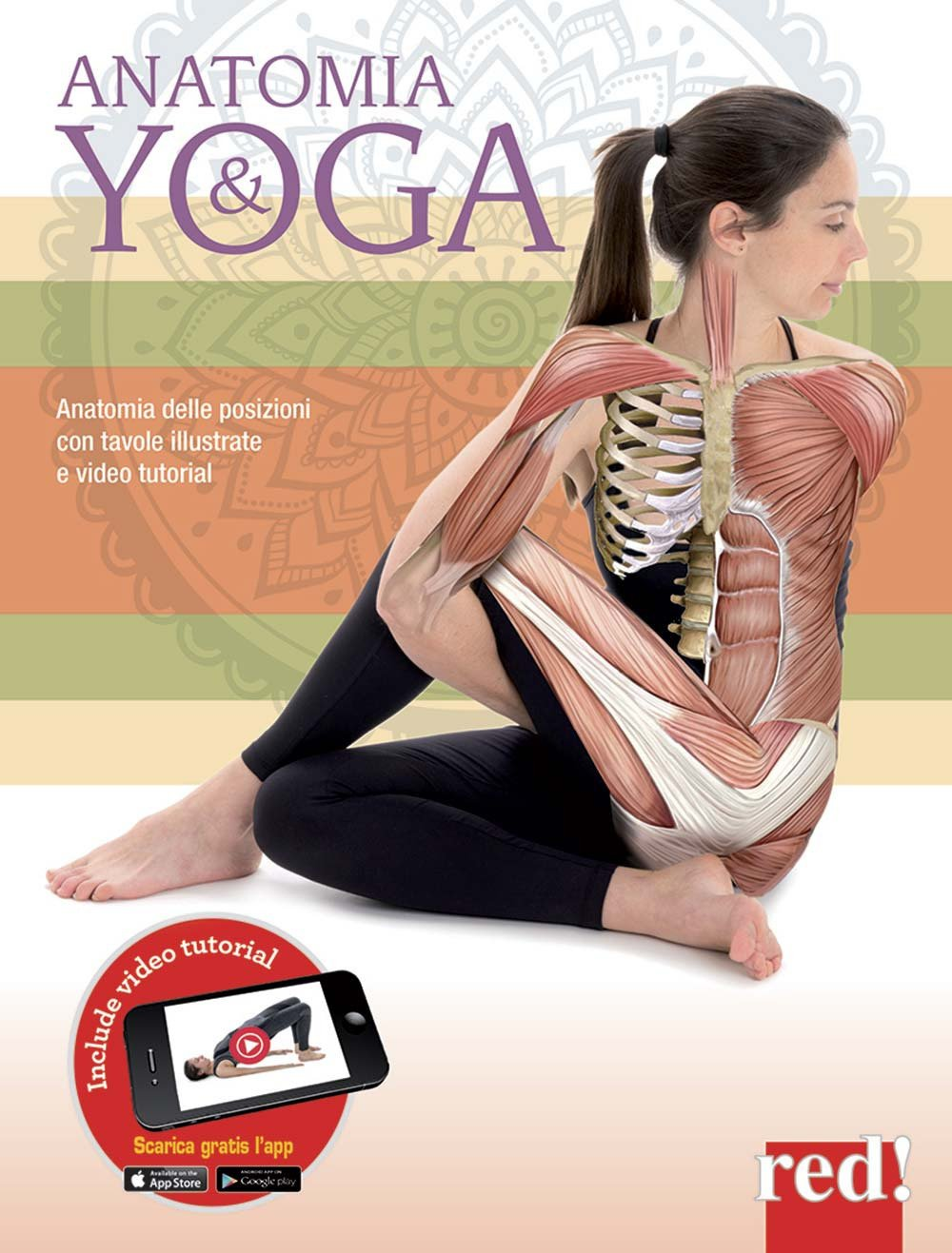 Anatomia & yoga. Ediz. a colori. Con video tutorial ...