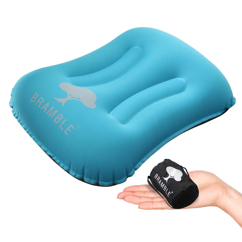 Bramble Almohada de Bolsillo Portátil Ideal para Acampada Viajes Deportes y Actividades
