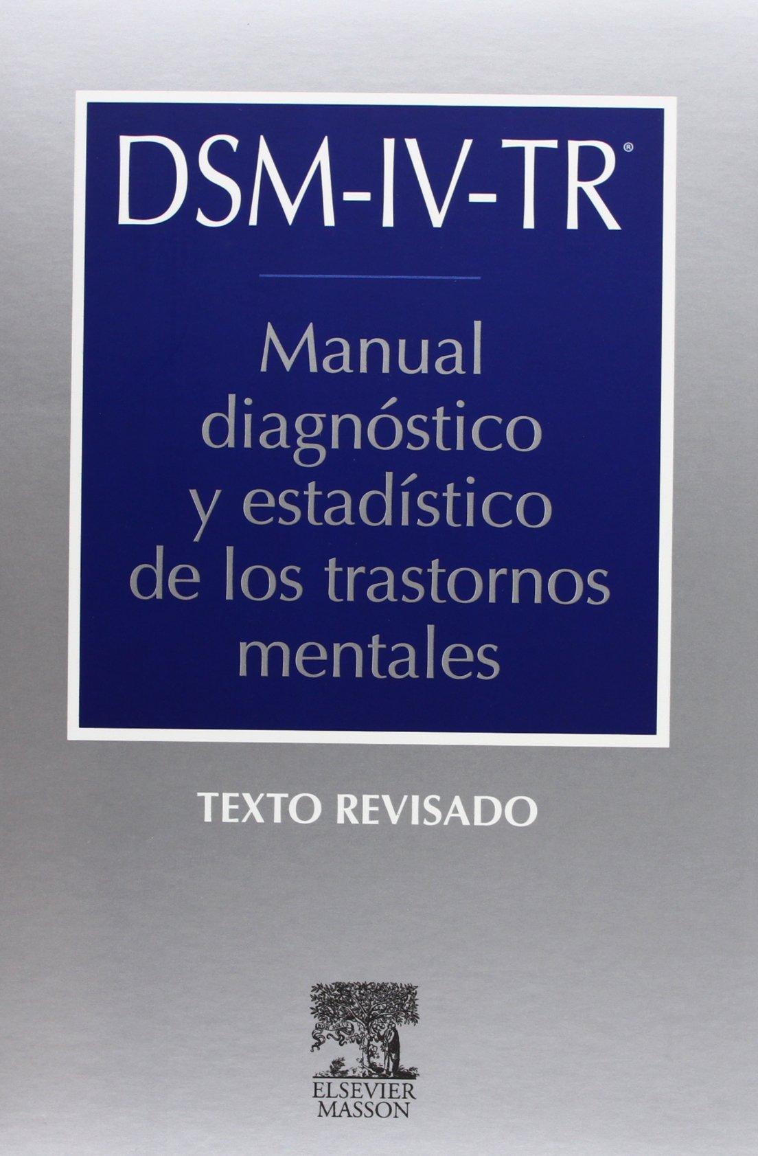 Manual Diagnóstico Y Estadístico De Los Trastornos Mentales: Amazon.es: Pincus, H.A. APA (American Psychiatric Asso, M.B. First, A. Frances: Libros