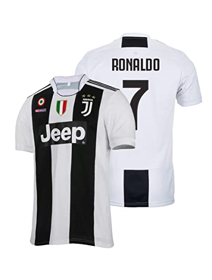 9fac016873ff6 Buy MIDDLE STUMP Polycotton Cristiano Ronaldo Juventus Jersey (36 ...