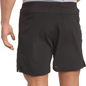 Humilde preocuparse Usual  Amazon.com : adidas Men's Supernova 7-Inch Baggy Shorts, Black/Black, Small  : Running Shorts : Clothing