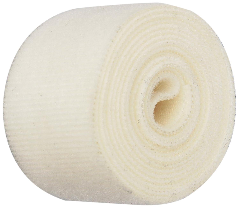 VELCRO 1805-OW-PB//B Black Nylon Onewrap Velcro Strap 1-1//2 Wide 30 Length Hook and Loop
