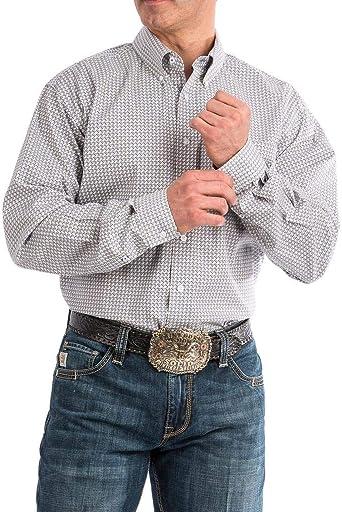 Cinch - Camiseta de manga larga para hombre, diseño de ...