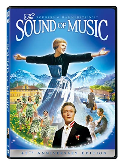 Amazon In Buy The Sound Of Music 45th Anniversary Edition Dvd