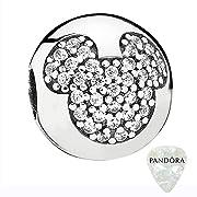 PANDORA Disney Mickey Clip Bundle with Bracelet Clip Opener