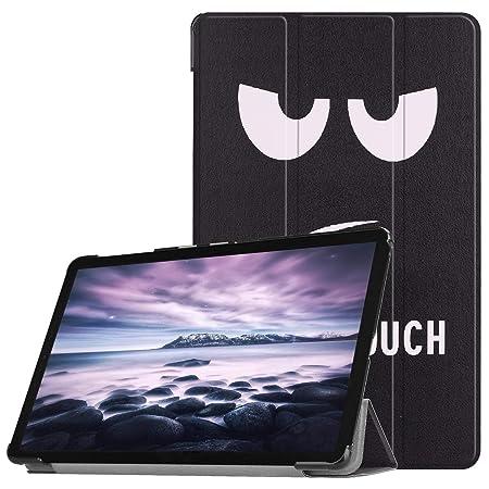 Acelive Samsung Tab A 10.5 Hülle, PU Leder Flip Schutzhülle mit Auto Schlaf/Wach Funktion Case Tasche mit Ständerfunktion für