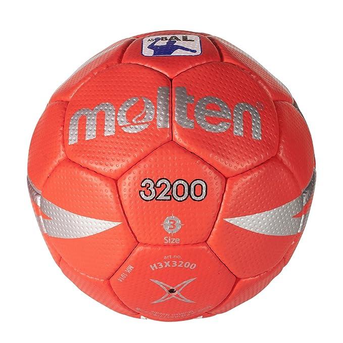 MOLTEN Balonmano Balón, Unisex Adulto: Amazon.es: Deportes y aire ...