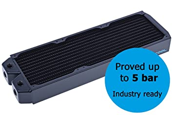 AlphaCool NexXxos XT45 Industry HPC Series 360mm Radiator