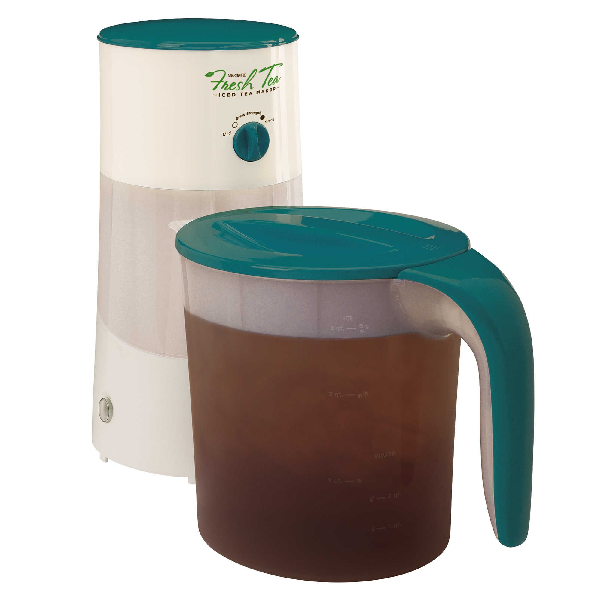Mr. Coffee 3-Quart Iced Tea Maker by Mr. Coffee