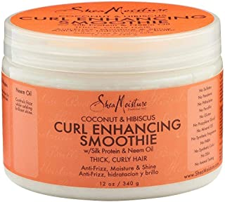 product image for Shea Moisture Coconut & Hibiscus Curl Enhancing Smoothie 12 Oz, Pack of 2