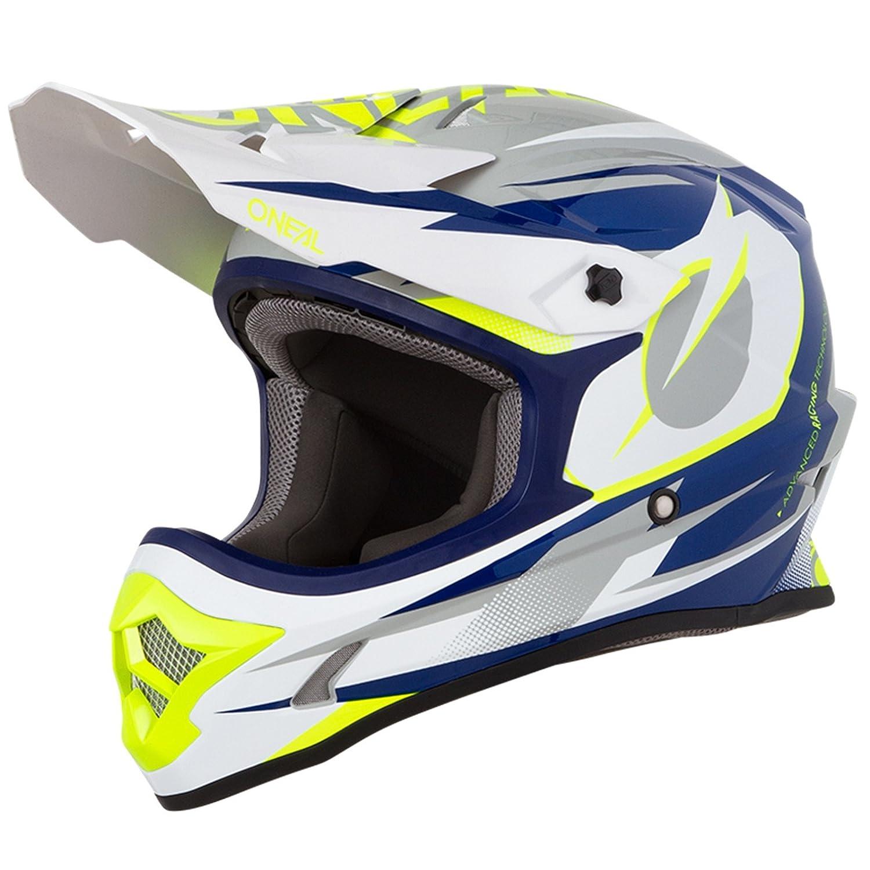 Oneal 3 Series Riff - Casco de Motocross: Amazon.es: Deportes y aire libre