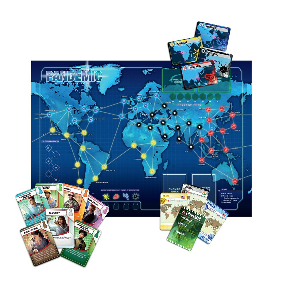 Pandemic by Z-Man Games (Image #2)