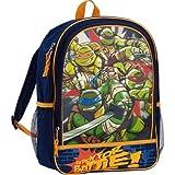 Teenage Mutant Ninja Turtles TMNT Full Size 3D Backpack - Kids