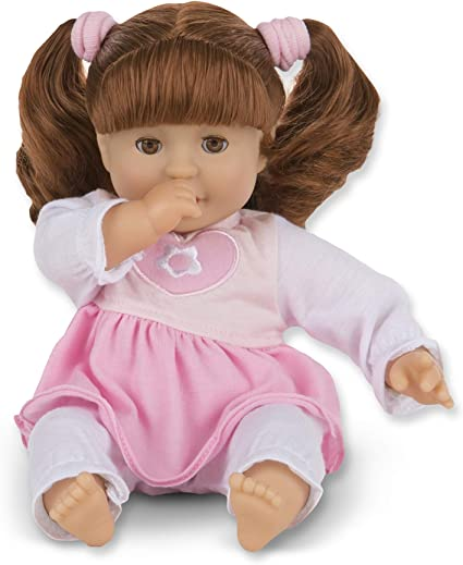 MELISSA AND DOUG BRIANNA BABY DOLL XMAS GIFT PRETEND CUTE HOT BEST USA SELLER