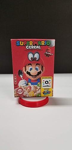 Amazon.com: Super Mario Cereal Amiibo: Handmade