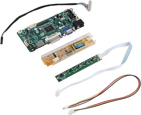 HDMI+DVI+VGA+Audio M.NT68676.2A LCD//LED Screen Controller Board Diy Monitor Kit