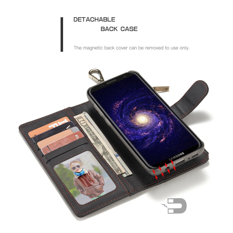 538b3d2aacc Por favor, tenga en cuenta sólo bolso y funda se incluyen en la compra  (teléfono, tarjetas o dinero en efectivo en la imagen se muestra como un  ejemplo ...