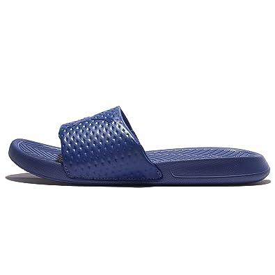 Puma Men's Popcat Premium Athletic Sandal, True Blue-True Blue, 4 M US