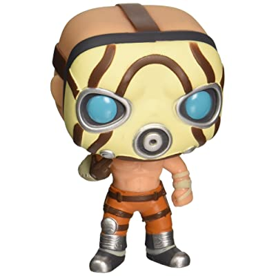 Funko POP Games: Borderlands Psycho Action Figure: Funko Pop! Games:: Toys & Games