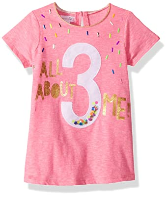 a1d293d58 Mud Pie Womens 3rd Birthday Short Sleeve T-Shirt (Toddler)