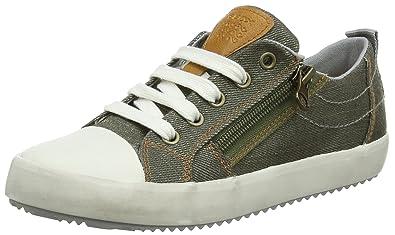 Geox J Alonisso D Baskets Basses garçon  Amazon.fr  Chaussures et Sacs 47d96b1b170
