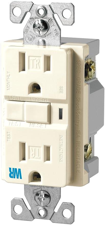 Superb Eaton Wiring Twrvgf15La 15 Amp 2 Pole 3 Wire 125 Volt Tamper And Wiring Database Gramgelartorg
