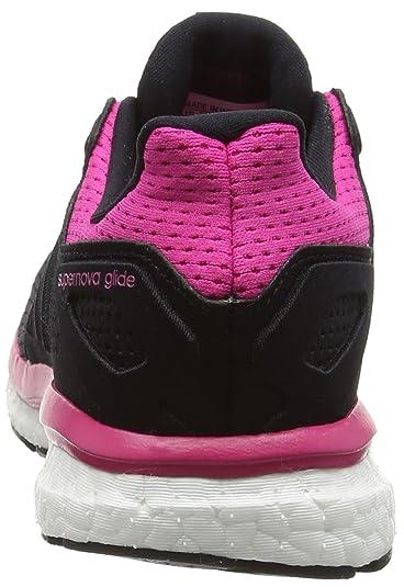 sports shoes 35d8b 539c0 adidas Supernova Glide 8 W, Zapatillas de Running para Mujer  Amazon.es   Zapatos y complementos
