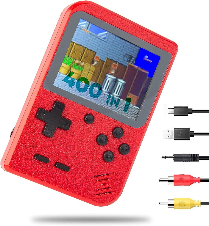 Mini Handheld Game Console Arcade mit 10.000 Video Games Maschinen f/ür Children Geburtstag Toys Neueste!!!Portable 2.5 Handheld Spielkonsole,Gutes Geschenk f/ür Kinder Freund