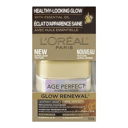 L Oreal Paris Age Perfect Glow Renewal Facial Day Night Cream