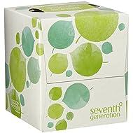 Seventh Generation Facial Tissues, 2 ply - 85 ct - 2 pk