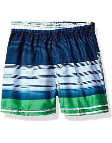 10cabbe1b6 Kanu Surf Boys' Victor Quick Dry Beach Swim Trunks