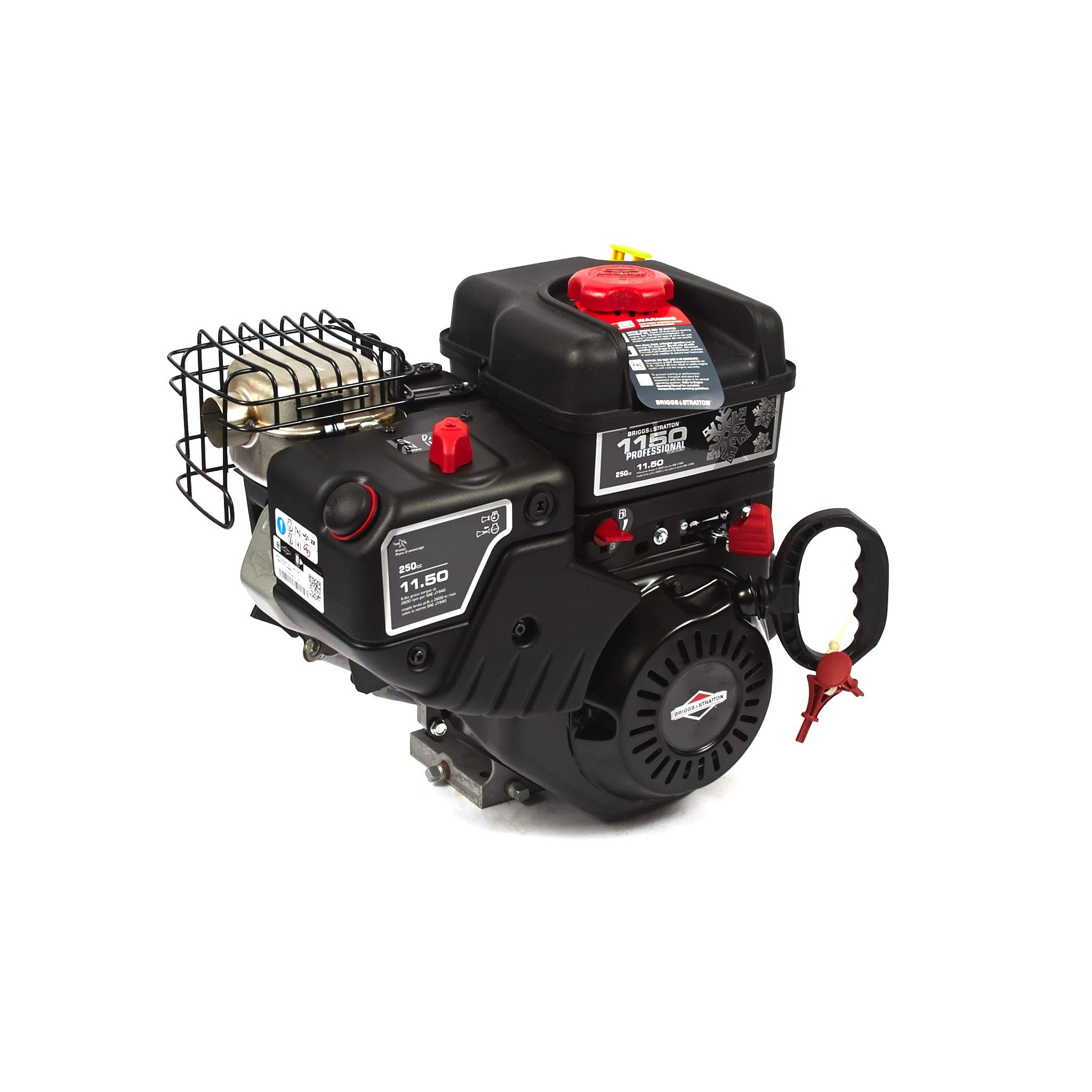 Briggs and Stratton 15C107-0019-F8 1150 Series Professional Snow Engine by Briggs & Stratton