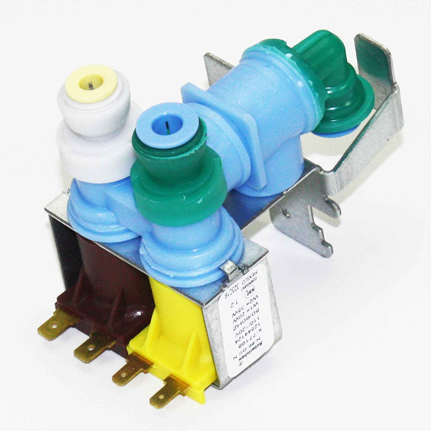 Whirlpool Part Number 12544124: VALVE-INLET