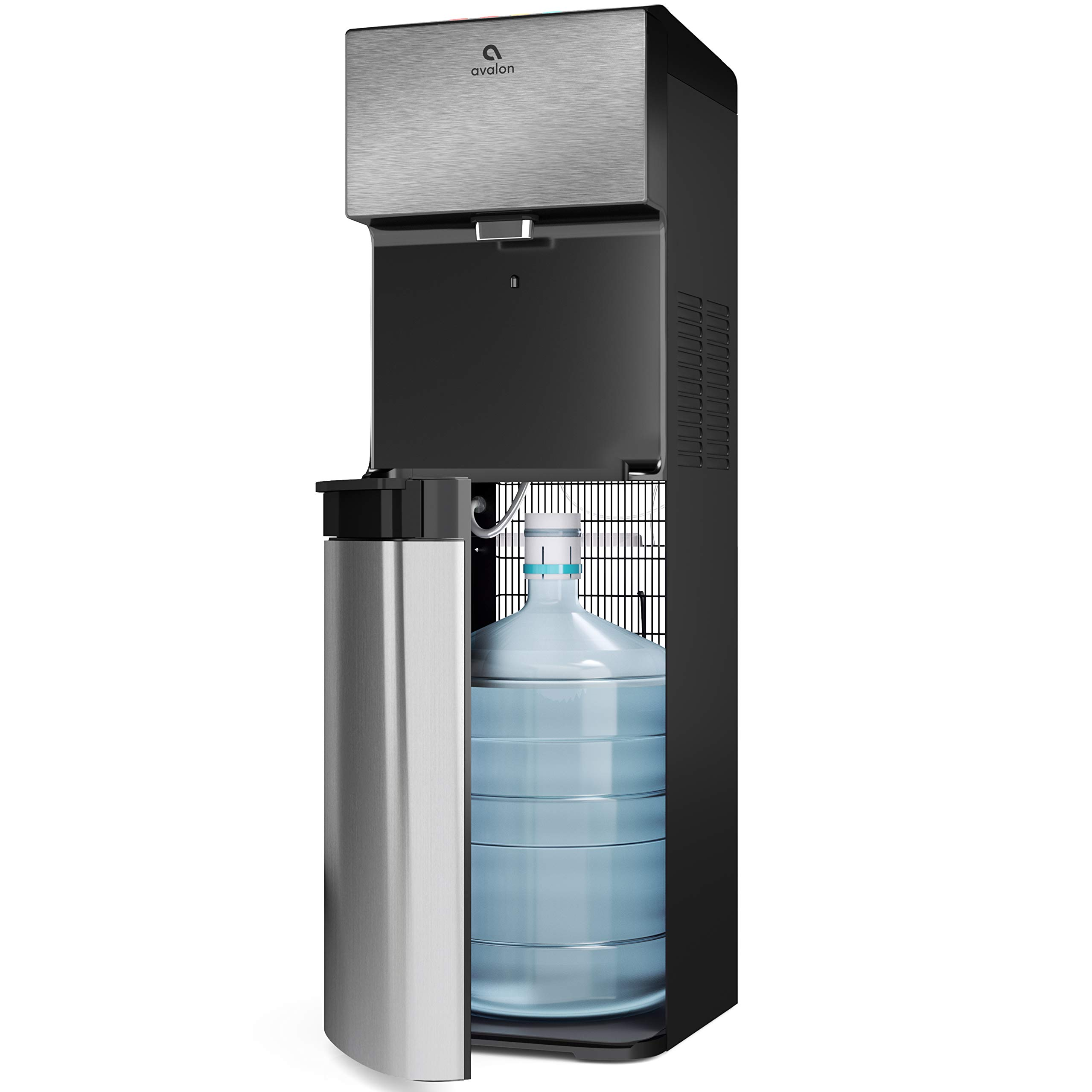 Avalon A14 Electronic Bottom Loading Cooler Water Dispenser-3 Temperatures, Self Cleaning by Avalon