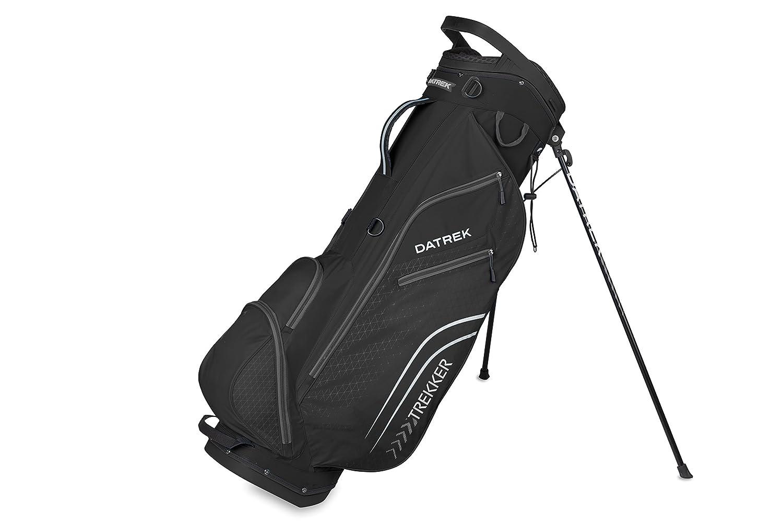 5de9a0b820db Amazon.com   Datrek Golf Trekker Ultra Lite Stand Bag (Black Charcoal)    Sports   Outdoors
