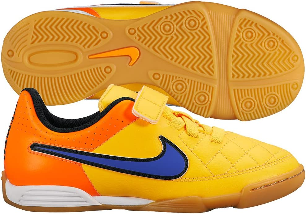 Nike Youth Tiempo V4 IC Indoor Soccer