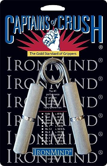 3.5-322.5 lb Captains of Crush CoC Hand Gripper No BEST VALUE IronMind