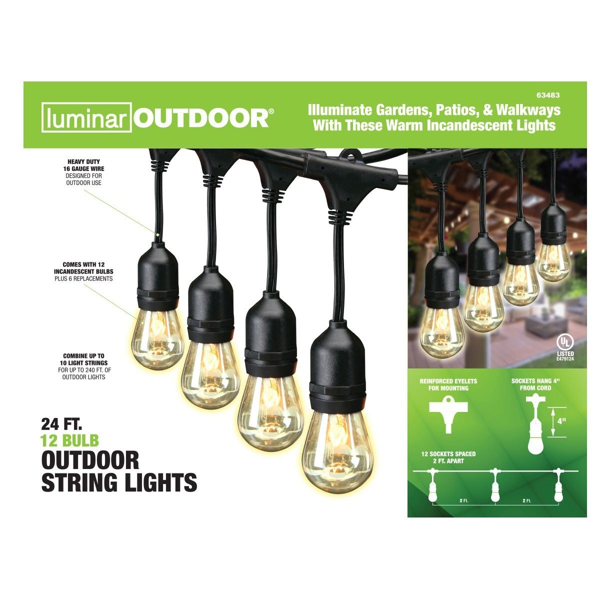 Luminar String Lights