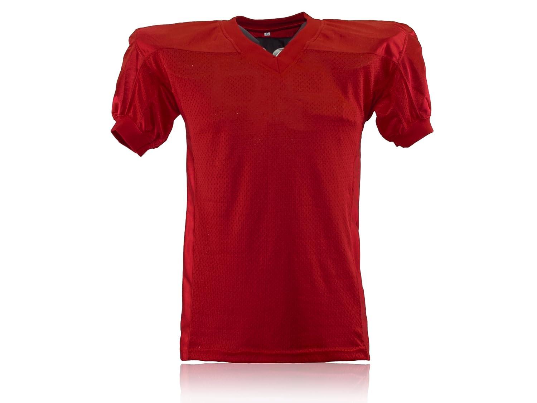 American Football Gamesjersey, rot , Gr. YL-5XL Full Force Wear