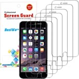 8x pellicola protezione Galaxy S5, pellicola proteggi schermo per Samsung Galaxy S5, 8pezzi