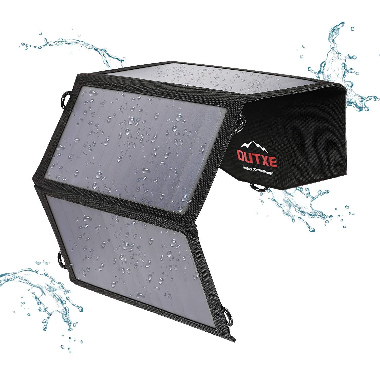 Cargador Solar Portatil de 21 Watts de Salida OUTXE