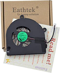Eathtek Replacement CPU Cooling Fan for Toshiba Satellite C650 C650D C655 C655D C660 C660D C665 C665D P750 P755-S5215 series, Compatible with part number MG60090V1-C060-S99