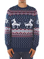 Amazon.com: Ugly Christmas Sweater - Yellow Snow Sweater: Clothing