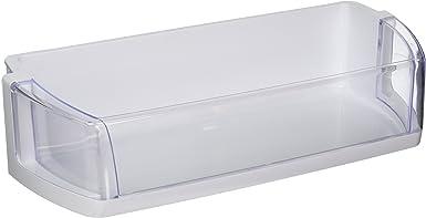 DA97-20021A OEM Samsung Refrigerator Left Door Handle Stainless Steel