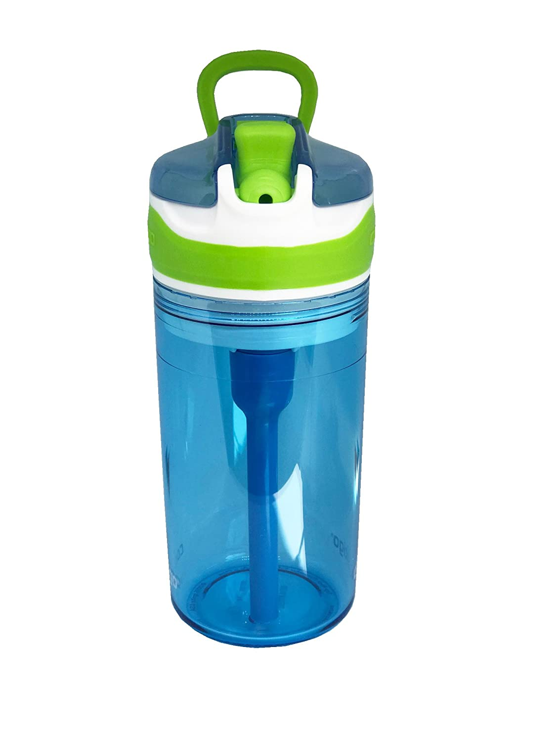 Contigo Kids 2 and 1 Snack Hero Kids Tumbler and Snack Cup- 13 oz (Blue)