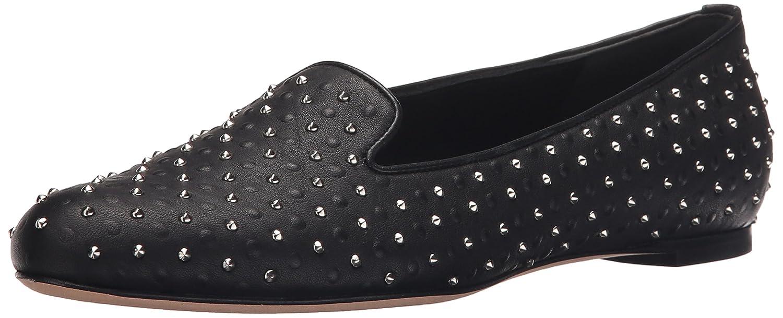 Amazon.com | Alexander McQueen Scarpa Pelle S.Cuoio, Black ...