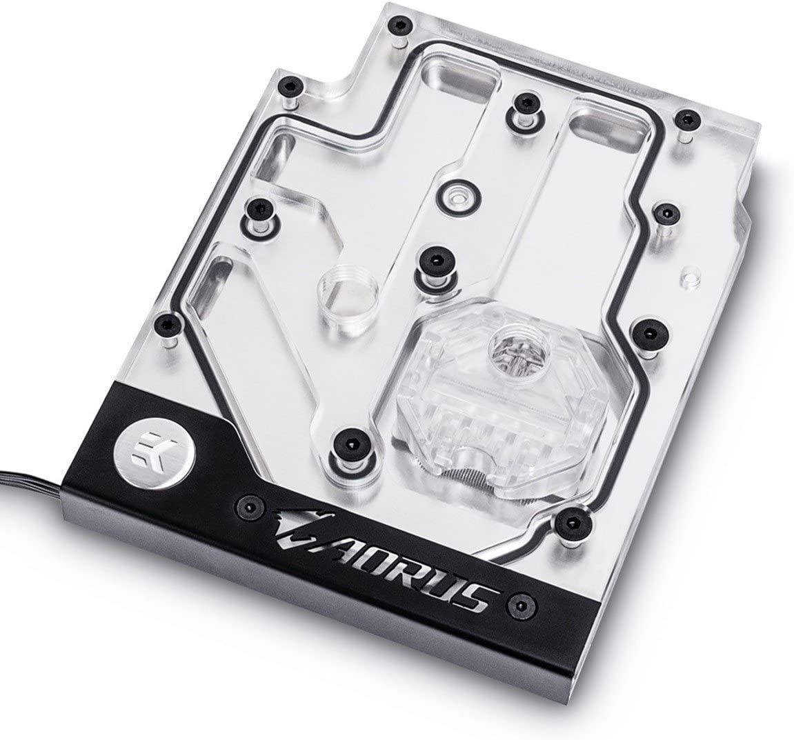 EKWB EK-FB GA X470 Gaming 5 RGB Monoblock, Nickel