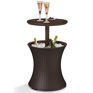 The Keter Rattan Cool Bar