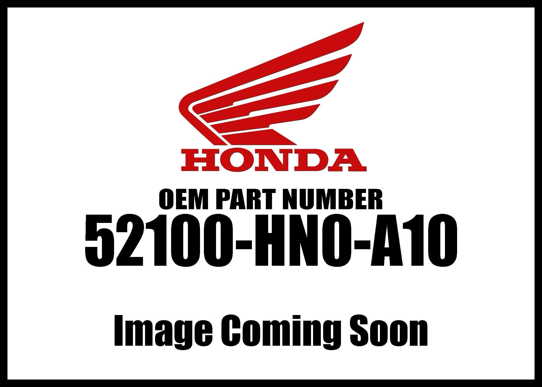 Honda 1995-2002 TRX Rear Swingarm Assembly 52100-HN0-A10 New OEM