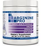 L-arginine Pro, #1 NOW L-arginine Supplement – 5,500mg of L-arginine PLUS 1,100mg L-Citrulline + Vitamins & Minerals for Cardio Health, Blood Pressure, Cholesterol, Energy, Sleep, 13.97 oz